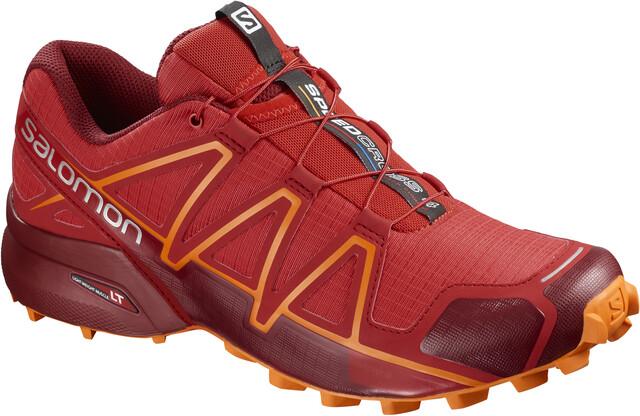 Chaussures Homme CAMPZ Salomon sur 4 Speedcross rouge running XPkOiZTu